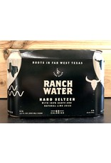 Ranch Water Lime Seltzer - 6x12 oz.