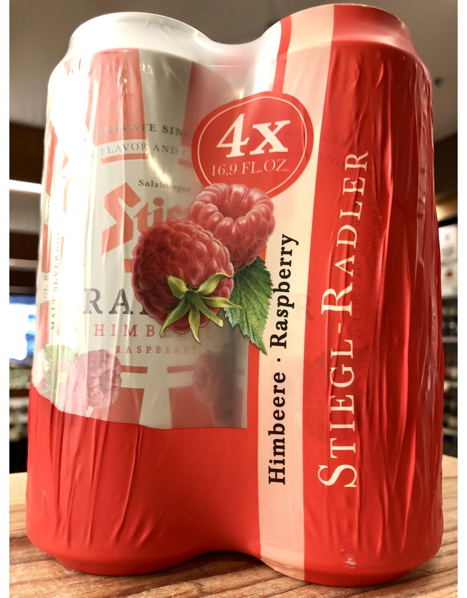 Stiegl Raspberry Radler - 4x16 oz.