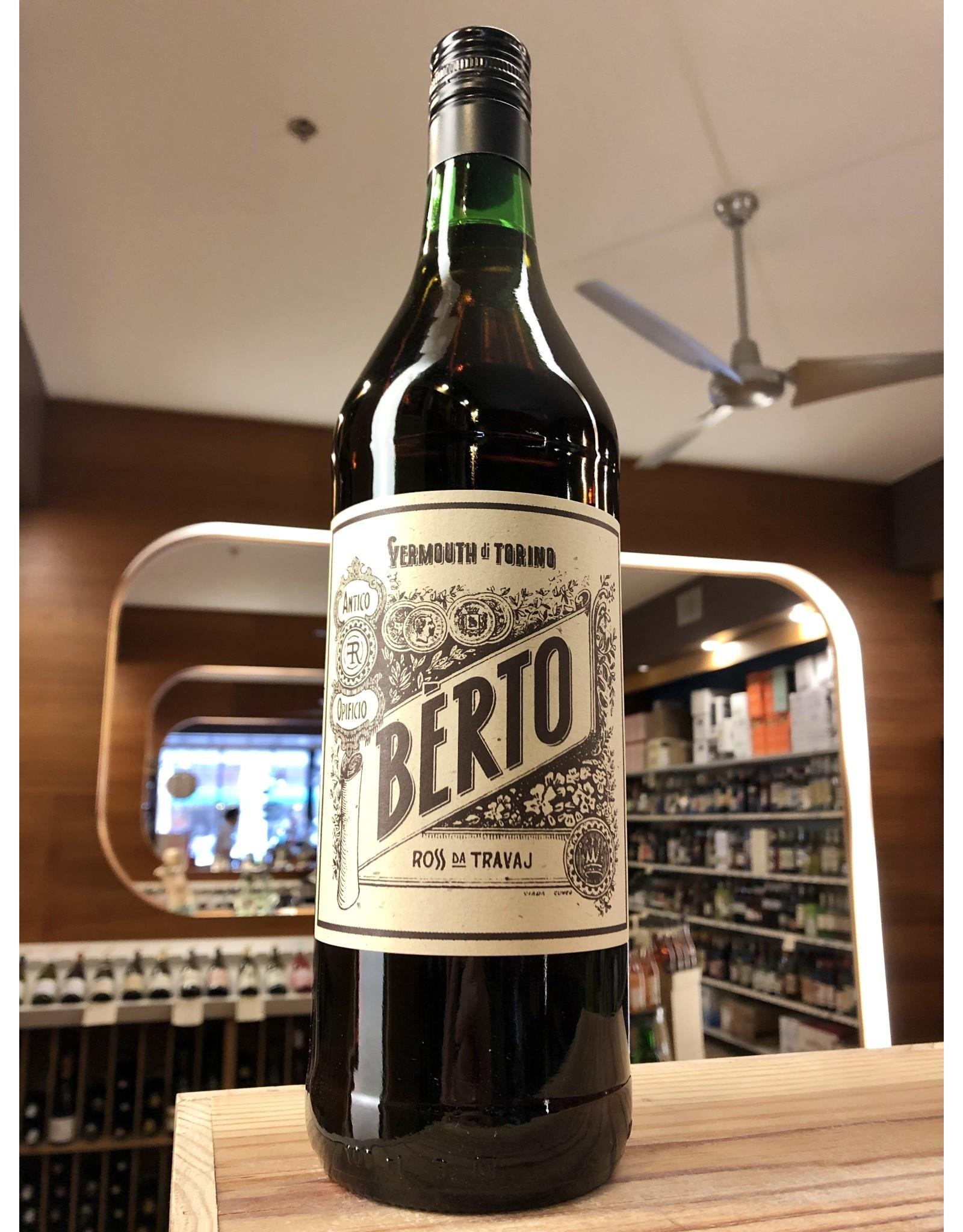 Berto Vermouth Red - 1 Liter