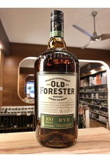 Old Forester 100 Proof Rye  - 1 Liter