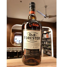 Old Forester 100 Proof Bourbon - 1 Liter