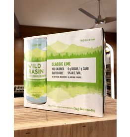 Wild Basin Lime - 6x12 oz.