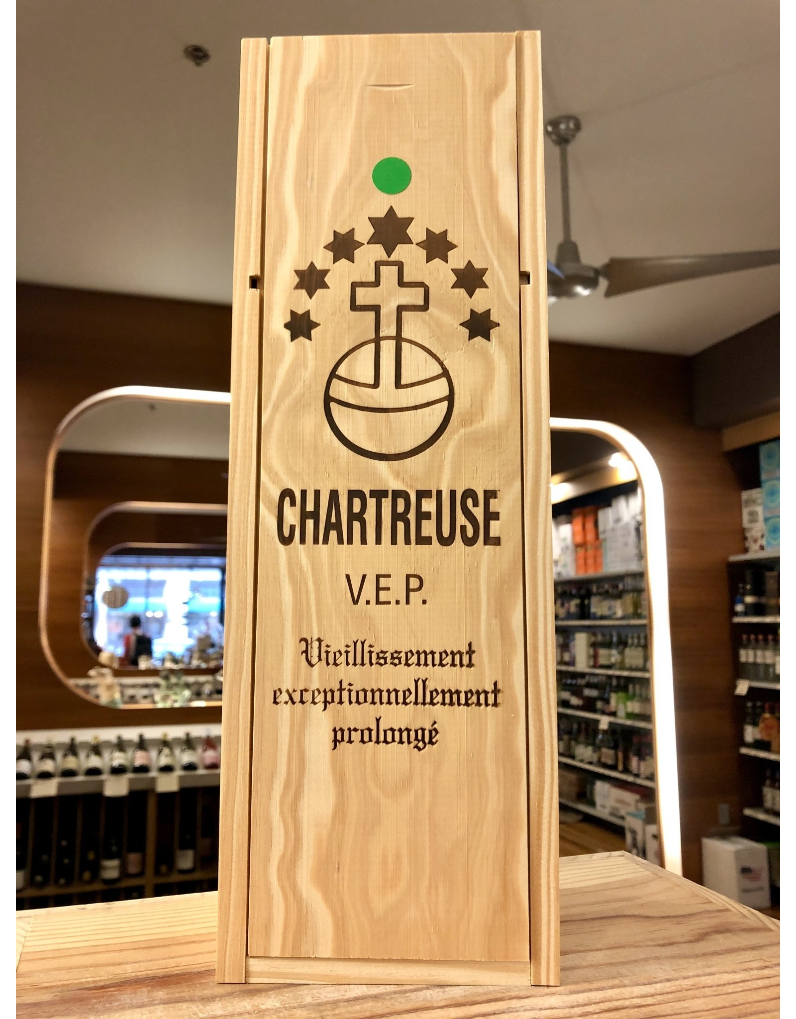 Chartreuse VEP Green - 1 Liter