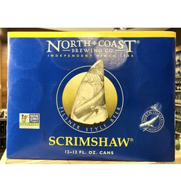 North Coast Scrimshaw Pilsner - 12x12 oz.