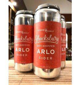 Shacksbury Dry-Hopped Arlo Cider - 4x16 oz.