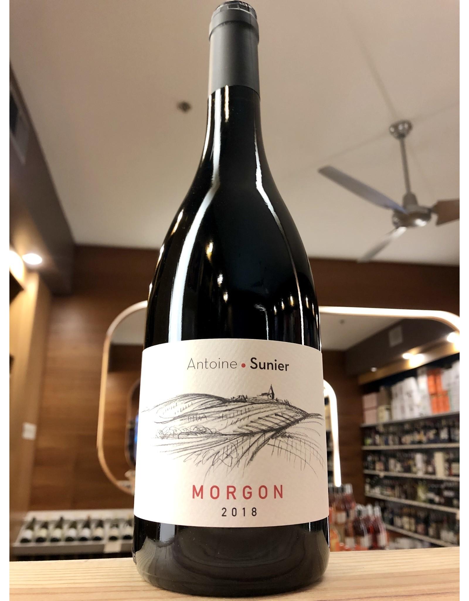 Antoine Sunier Morgon - 750 ML