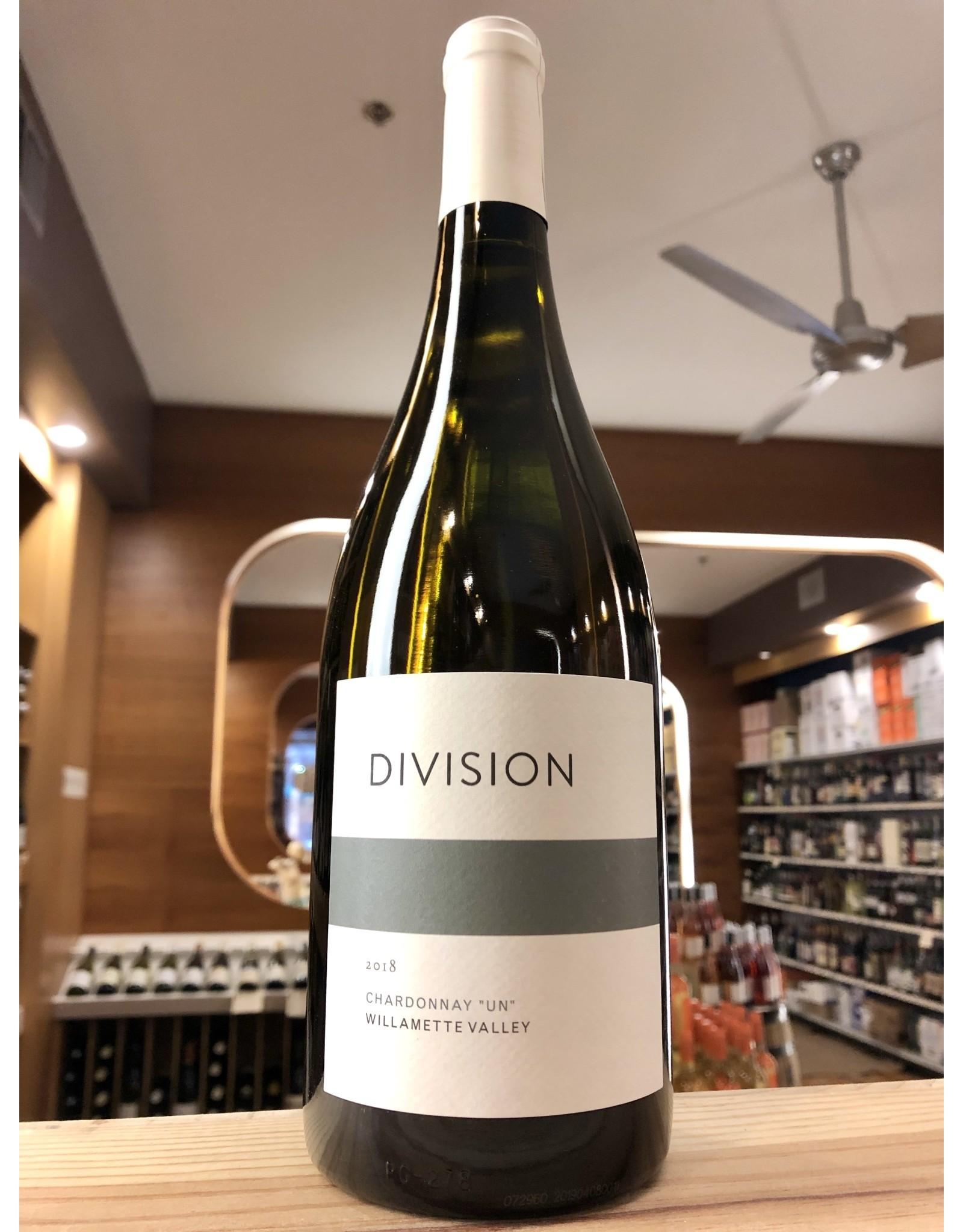 Division Chardonnay UN - 750 ML