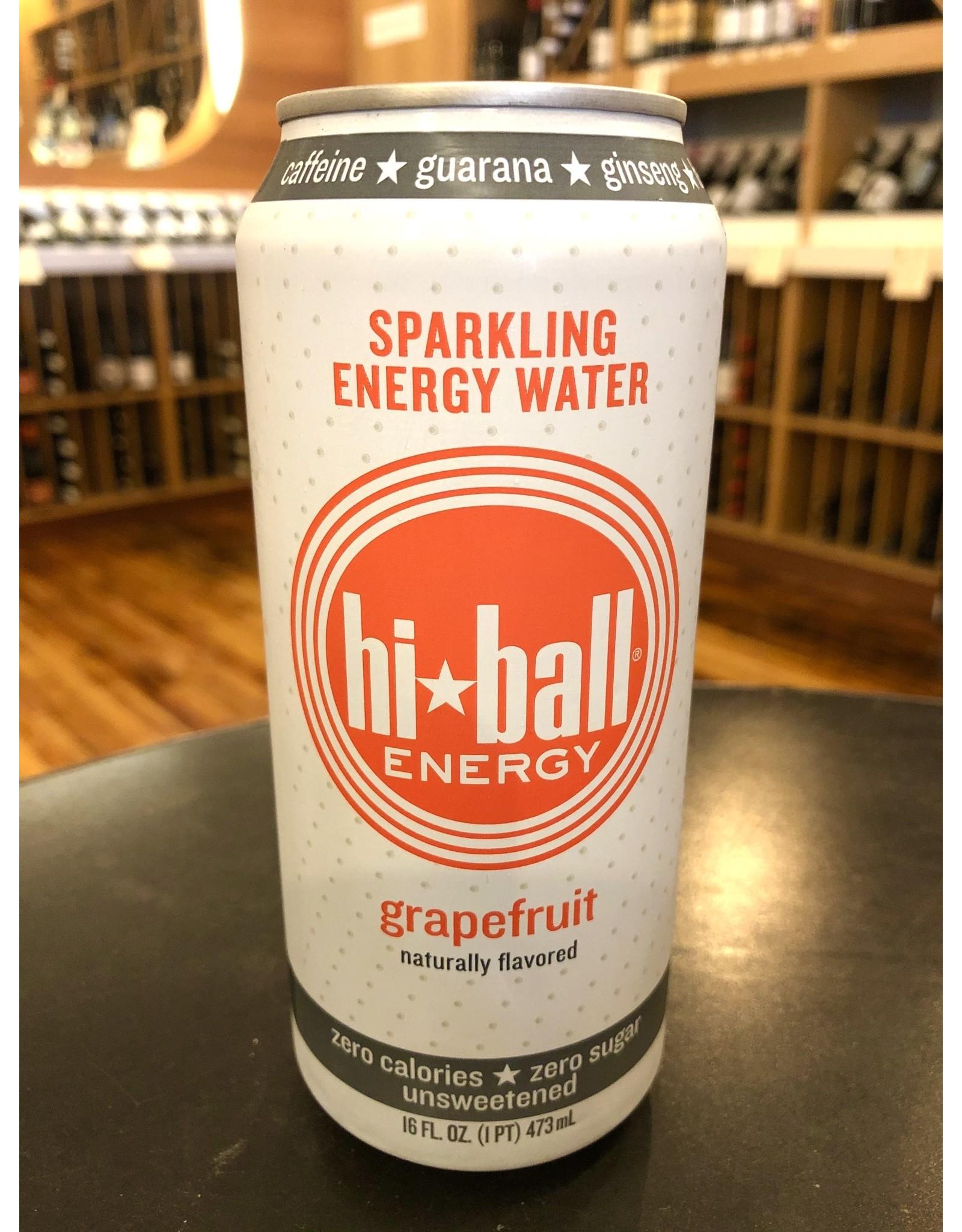 Hi Ball Zero Sugar Grapefruit Energy - 16 oz.