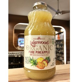 Lakewood Pineapple Juice - 32 oz.