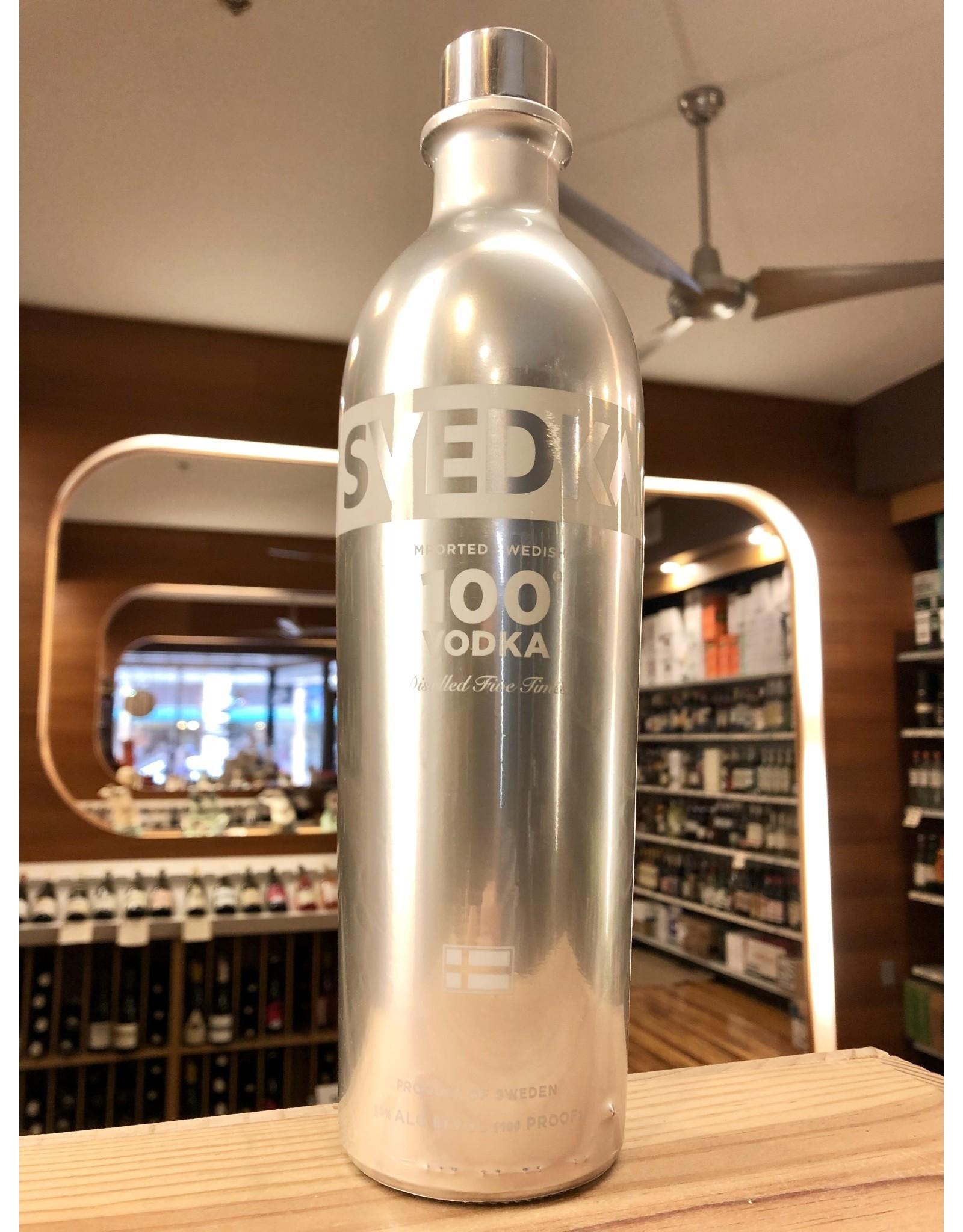 Svedka 100 Proof Vodka - 750 ML