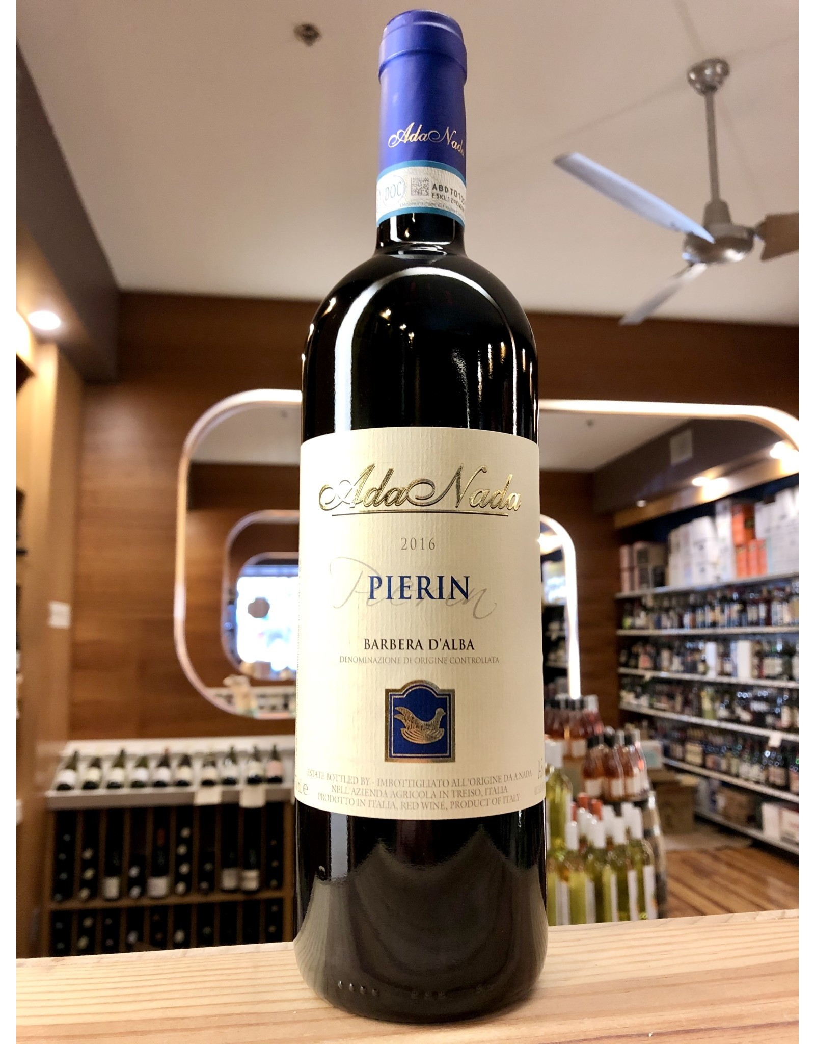 Ada Nada Pierin Barbera d'Alba - 750 ML