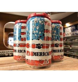 Prairie Merica Farmhouse Ale - 4x12 oz.