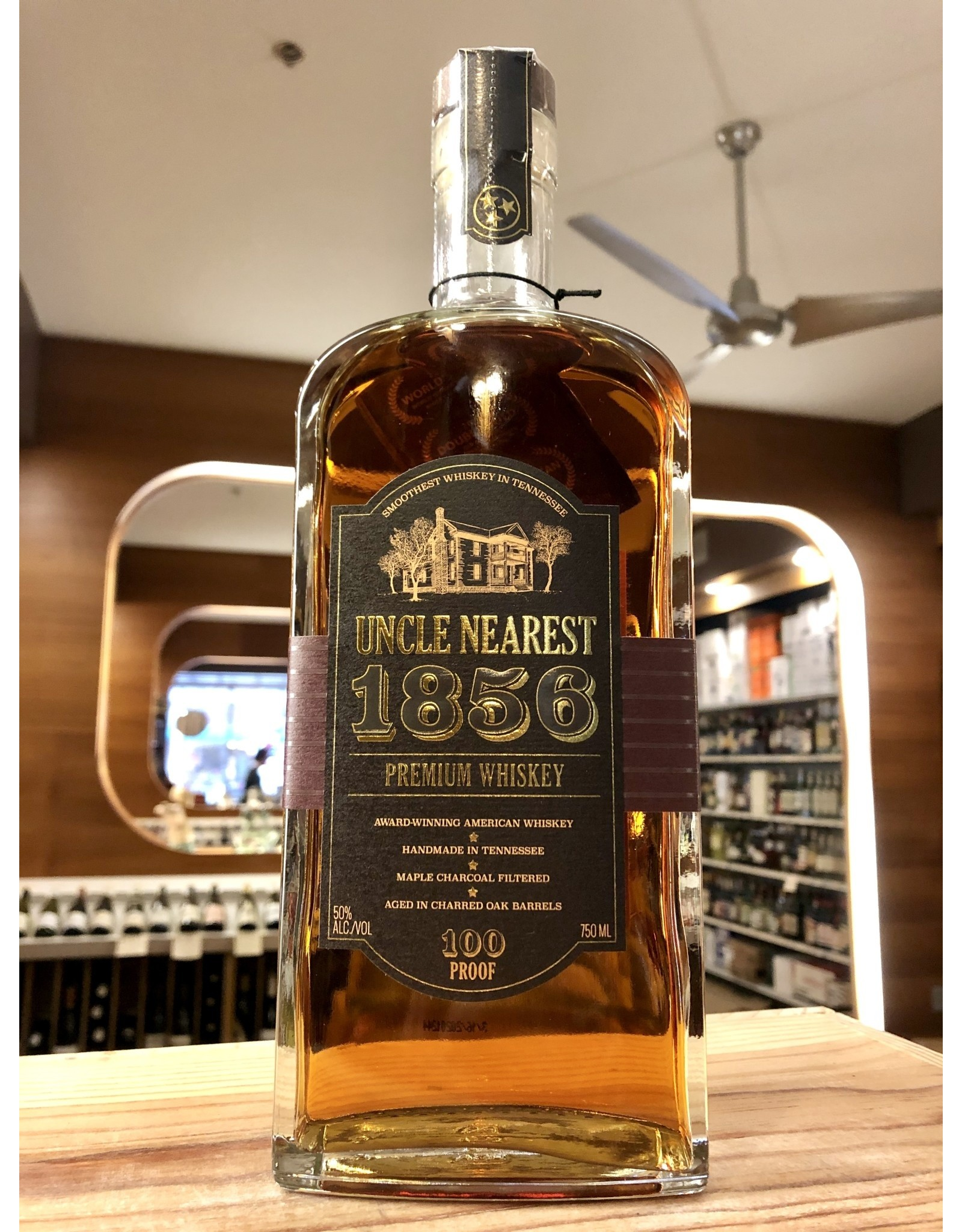 Uncle Nearest 1856 Whiskey - 750 ML