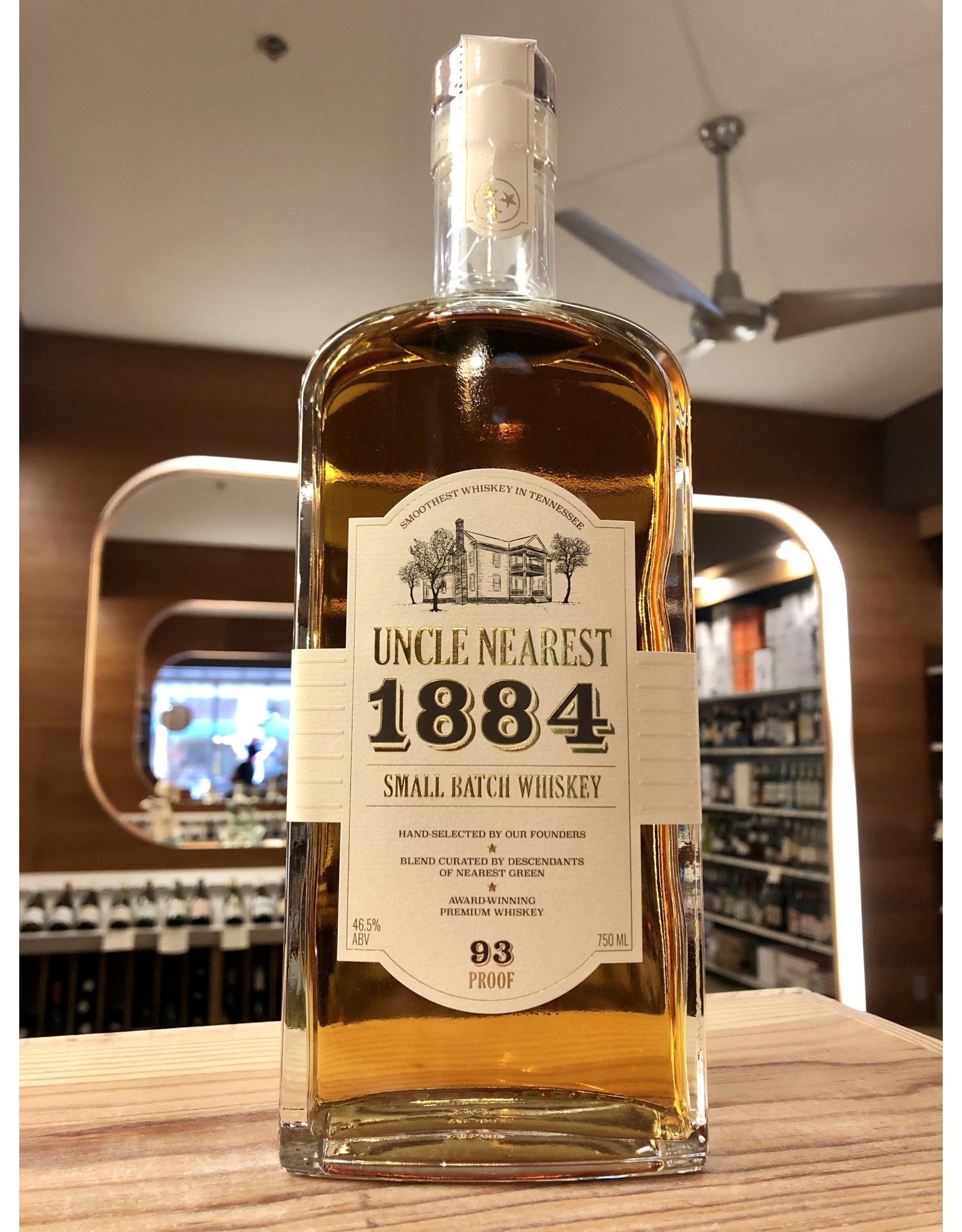Uncle Nearest 1884 Small Batch - 750 ML