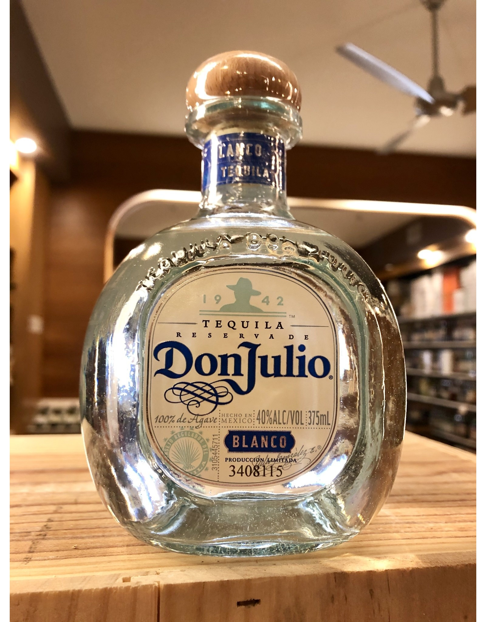 Don Julio Blanco  - 375 ML