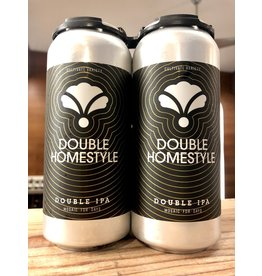 Bearded Iris Double Homestyle IPA - 4x16 oz.