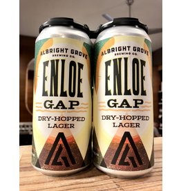 Albright Grove Enloe Gap - 4x16 oz.