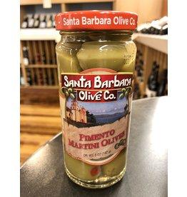 Santa Barbara Martini Olives