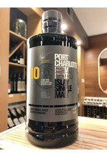 Bruichladdich Port Charlotte Scotch - 750 ML
