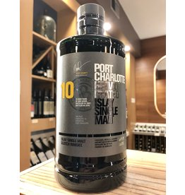 Bruichladdich Port Charlotte Heavily Peated Scotch - 750 ML