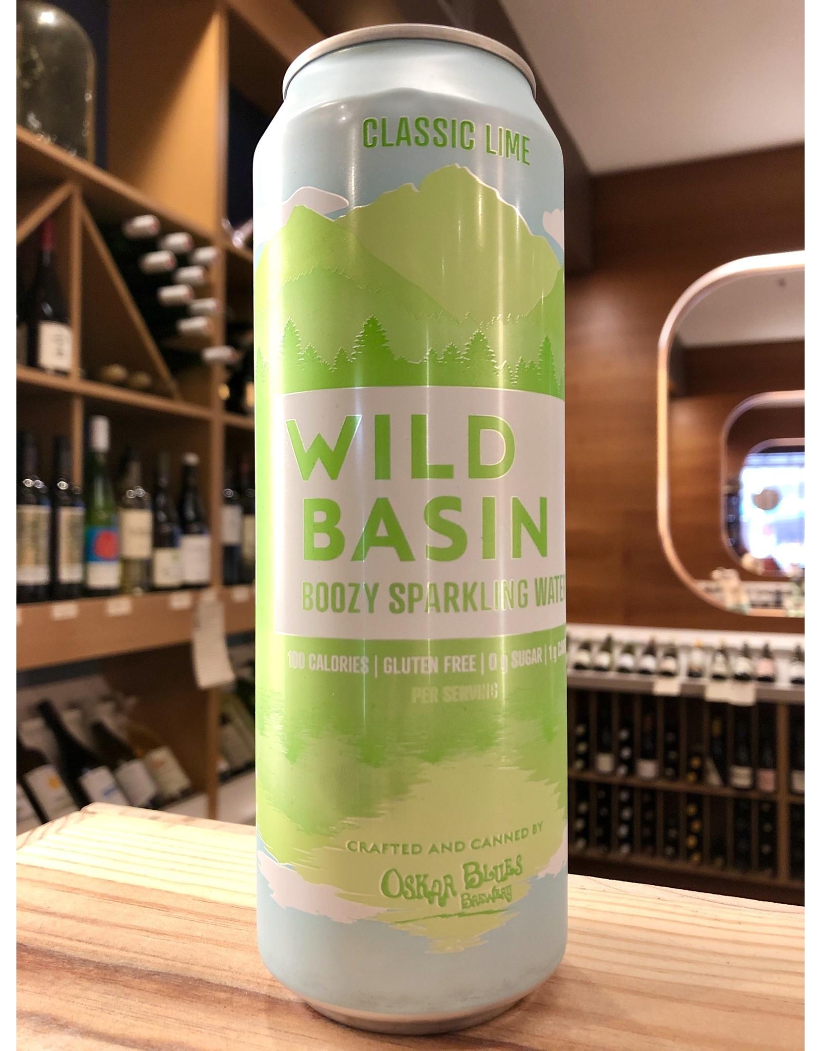 Wild Basin Lime  - 19.2 oz.