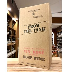 From The Tank Rose  - 3 Liter