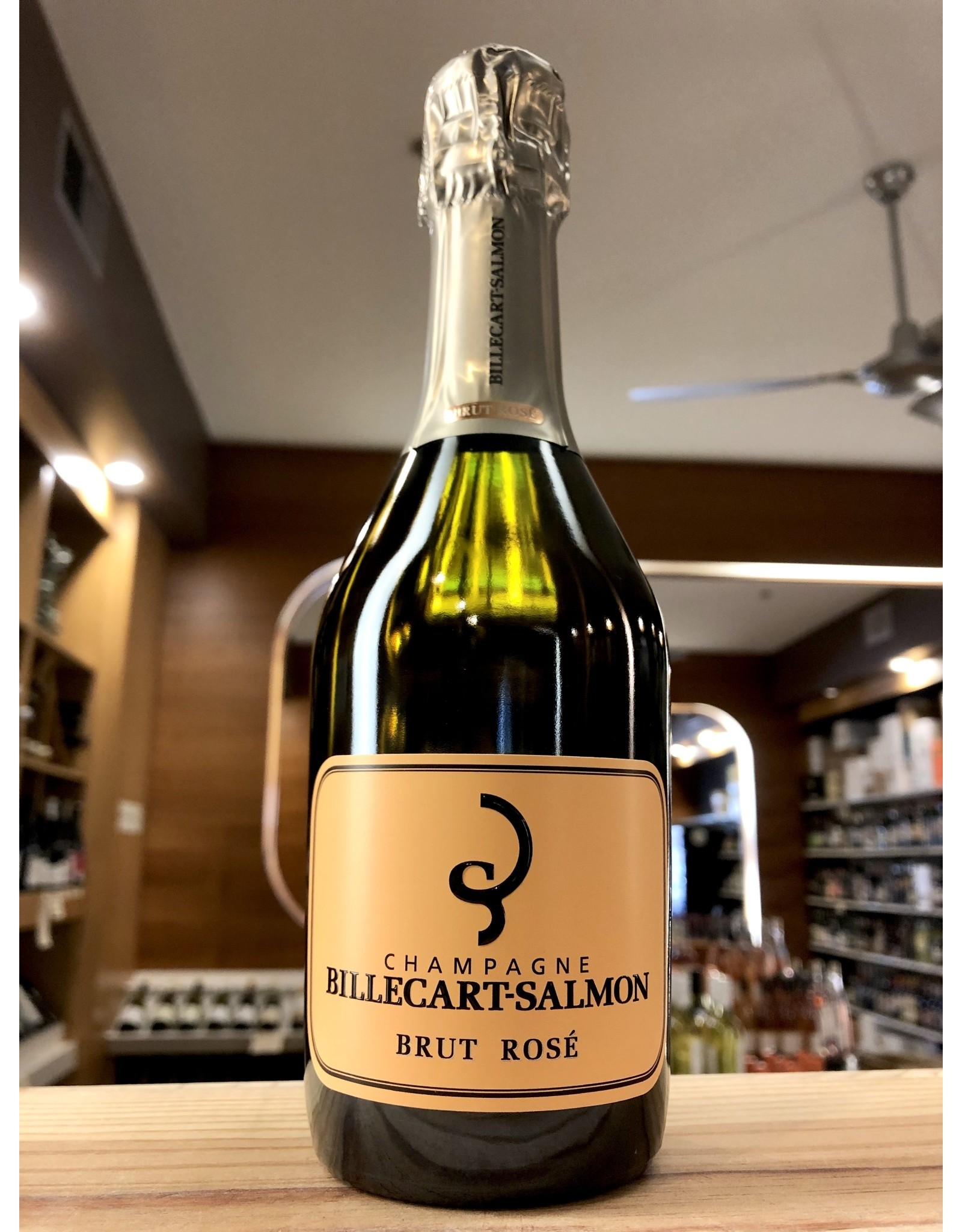 Billecart Salmon Brut Rose Champagne - 375 ML