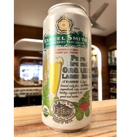 Samuel Smith Organic Lager - 16 oz.