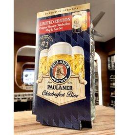 Paulaner Oktoberfest Mug & Can - 1 Liter