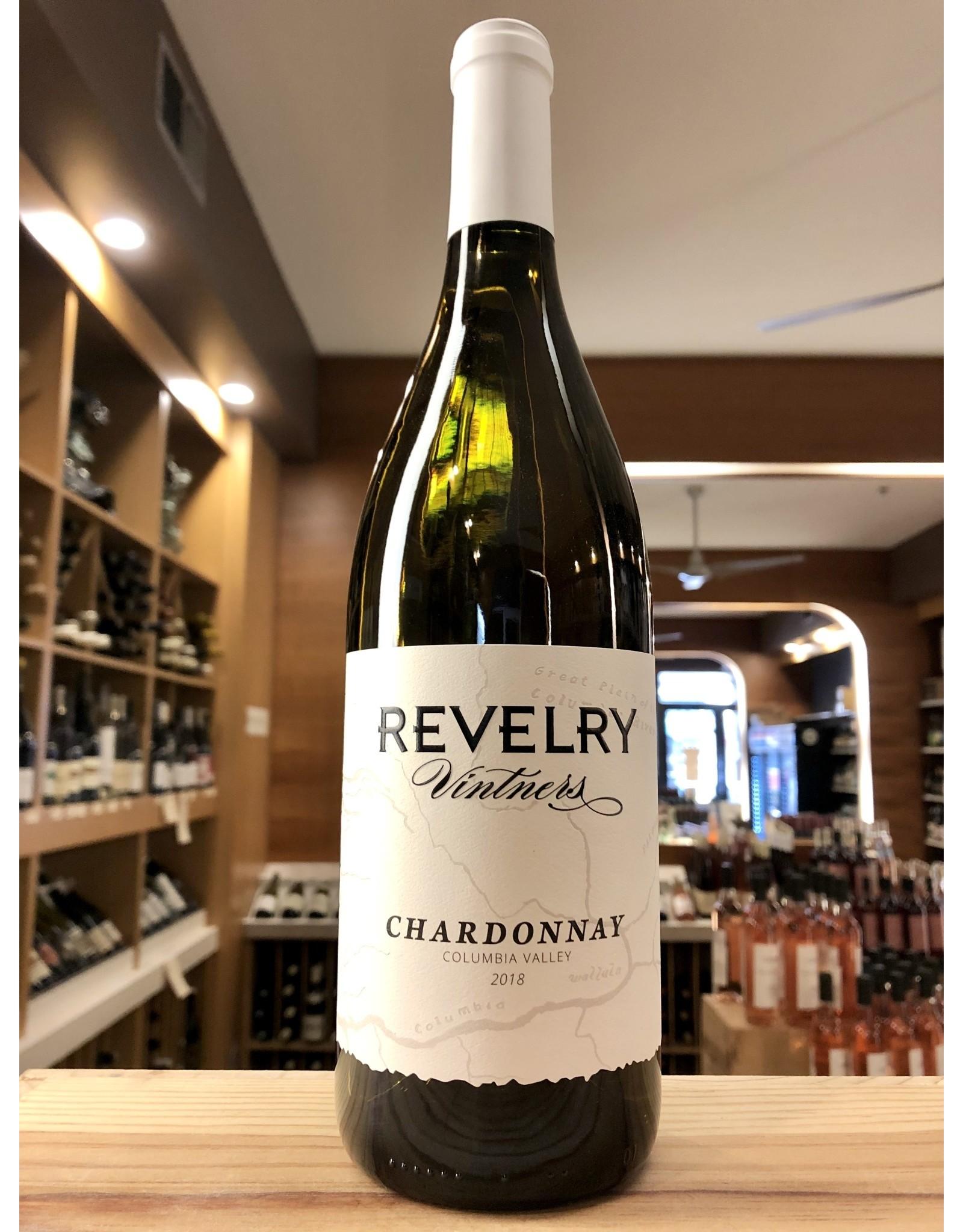 Revelry Chardonnay - 750 ML