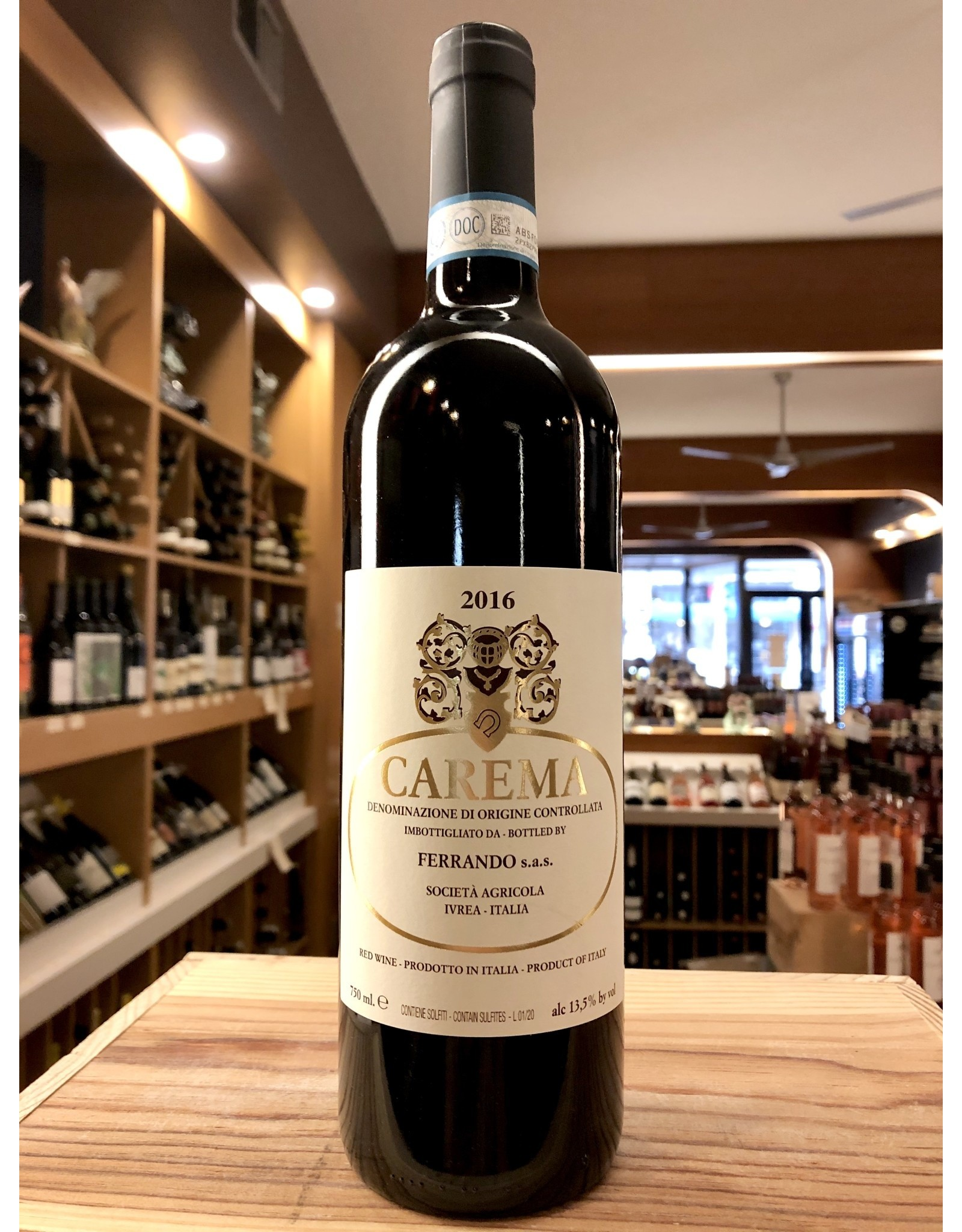 Ferrando Carema Etichetta Bianca - 750 ML