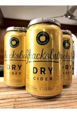Shacksbury Dry Cider - 4x12 oz.