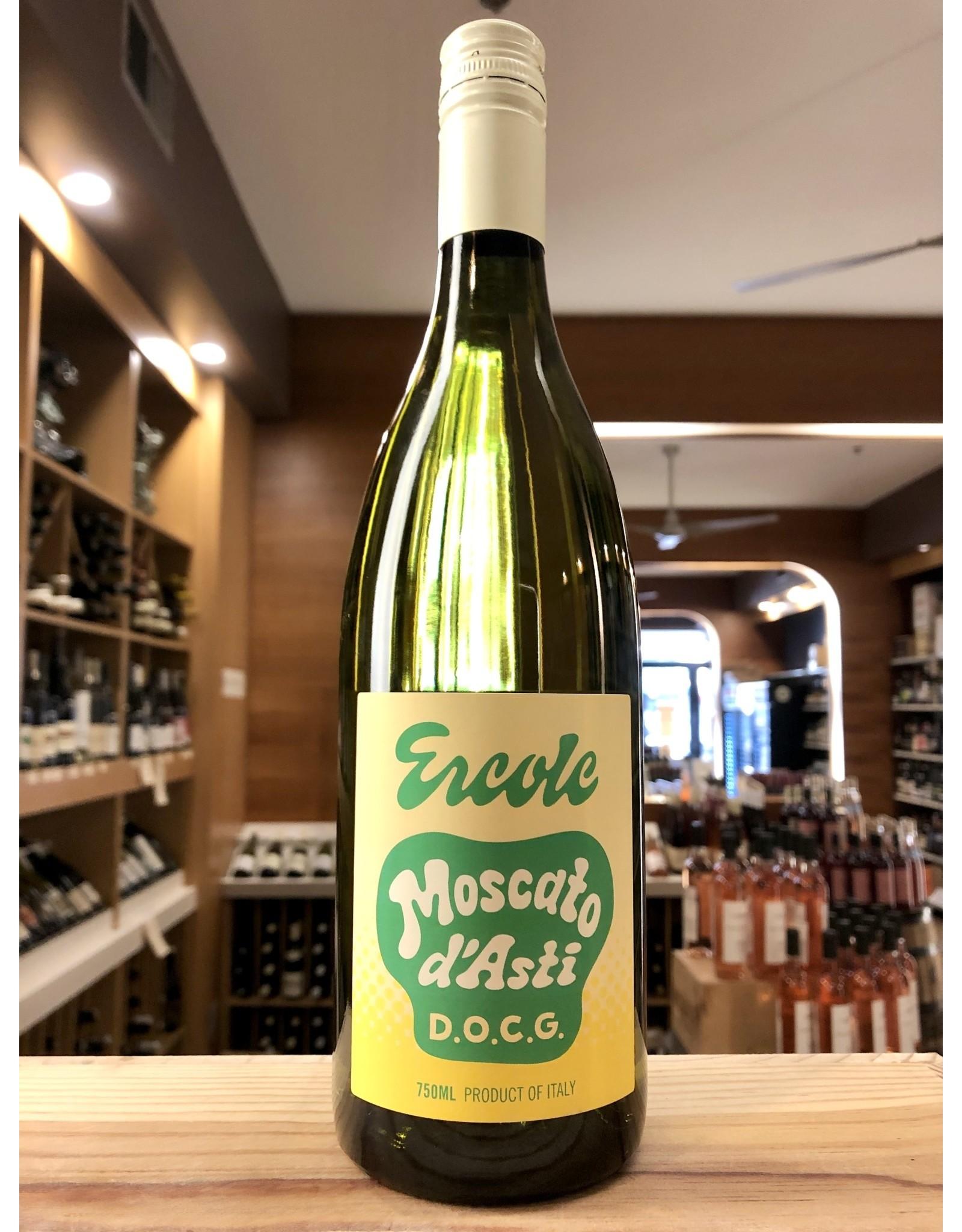 Ercole Moscato d'Asti - 750 ML