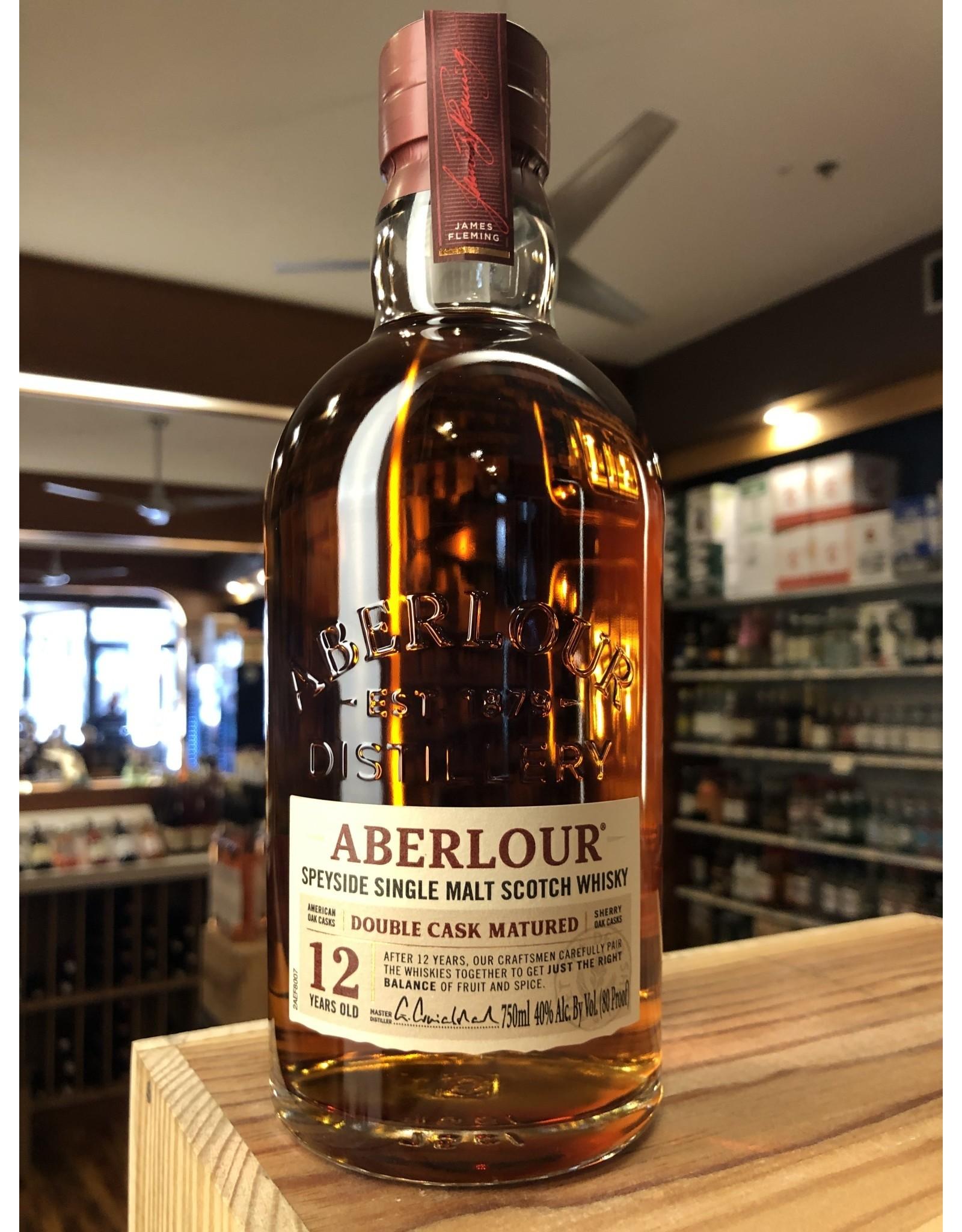 Aberlour 12 Year Single Malt - 750 ML