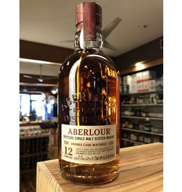 Aberlour 12 Year Single Malt - 750 ML