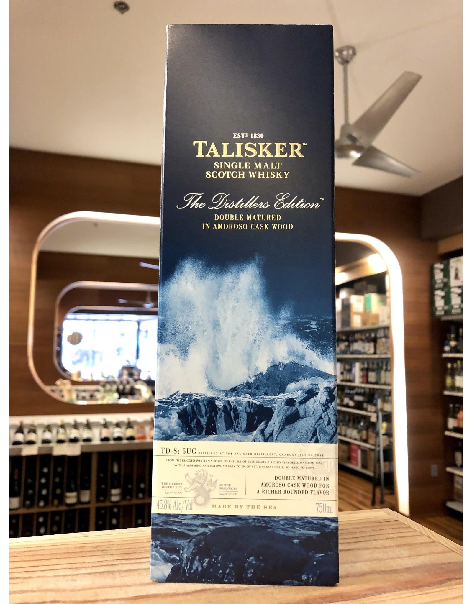 Talisker 12 Year Distillers Edition - 750 ML
