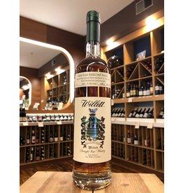 Willet 4yr Rye Whiskey - 750 ML