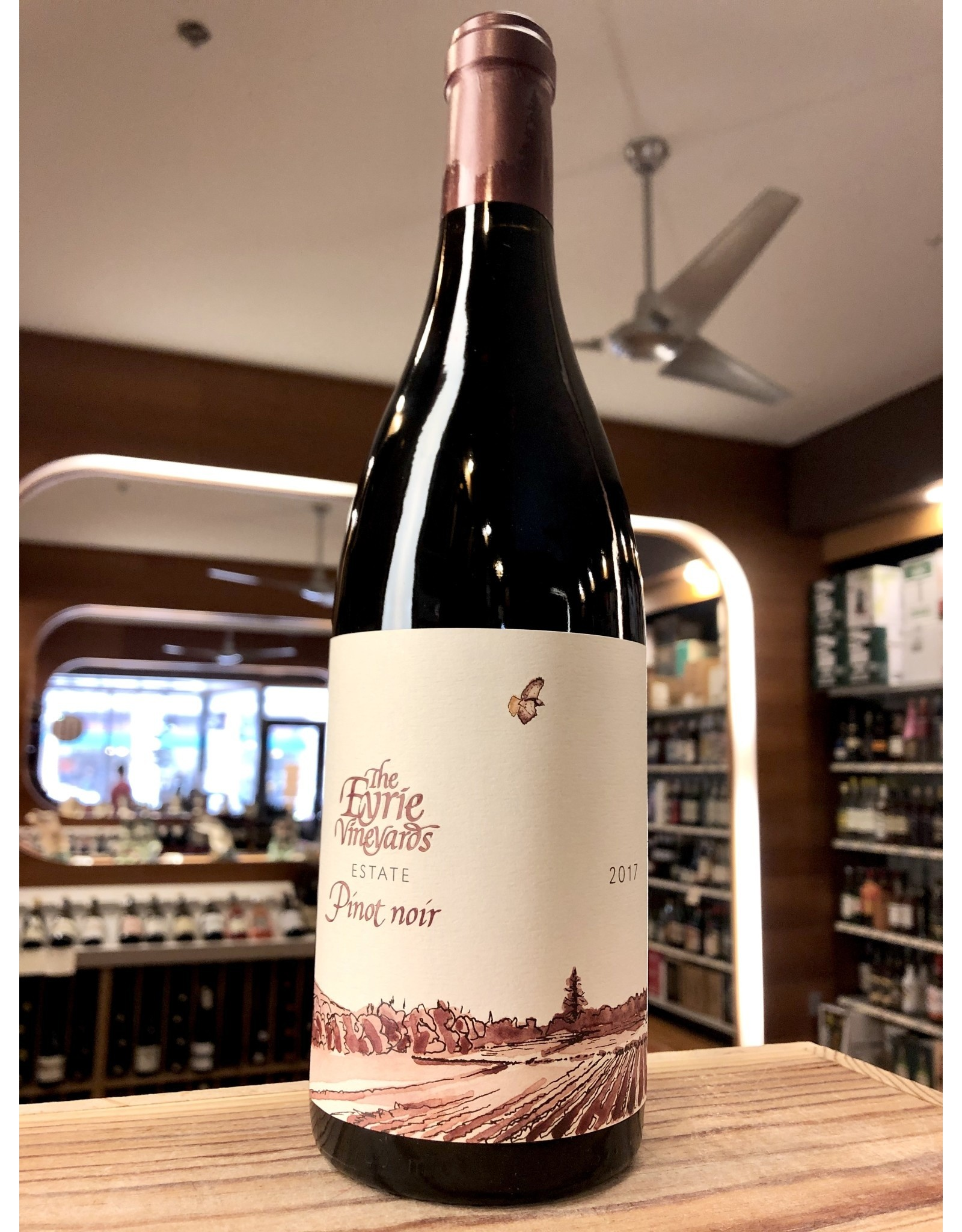 Eyrie Vineyards Estate Pinot Noir - 750 ML