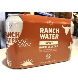 Ranch Water Spicy Seltzer - 6x12 oz.