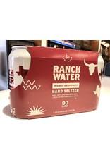 Ranch Water Grapefruit Seltzer - 6x12 oz.