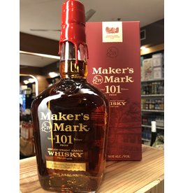 Makers Mark 101 proof - 750 ml