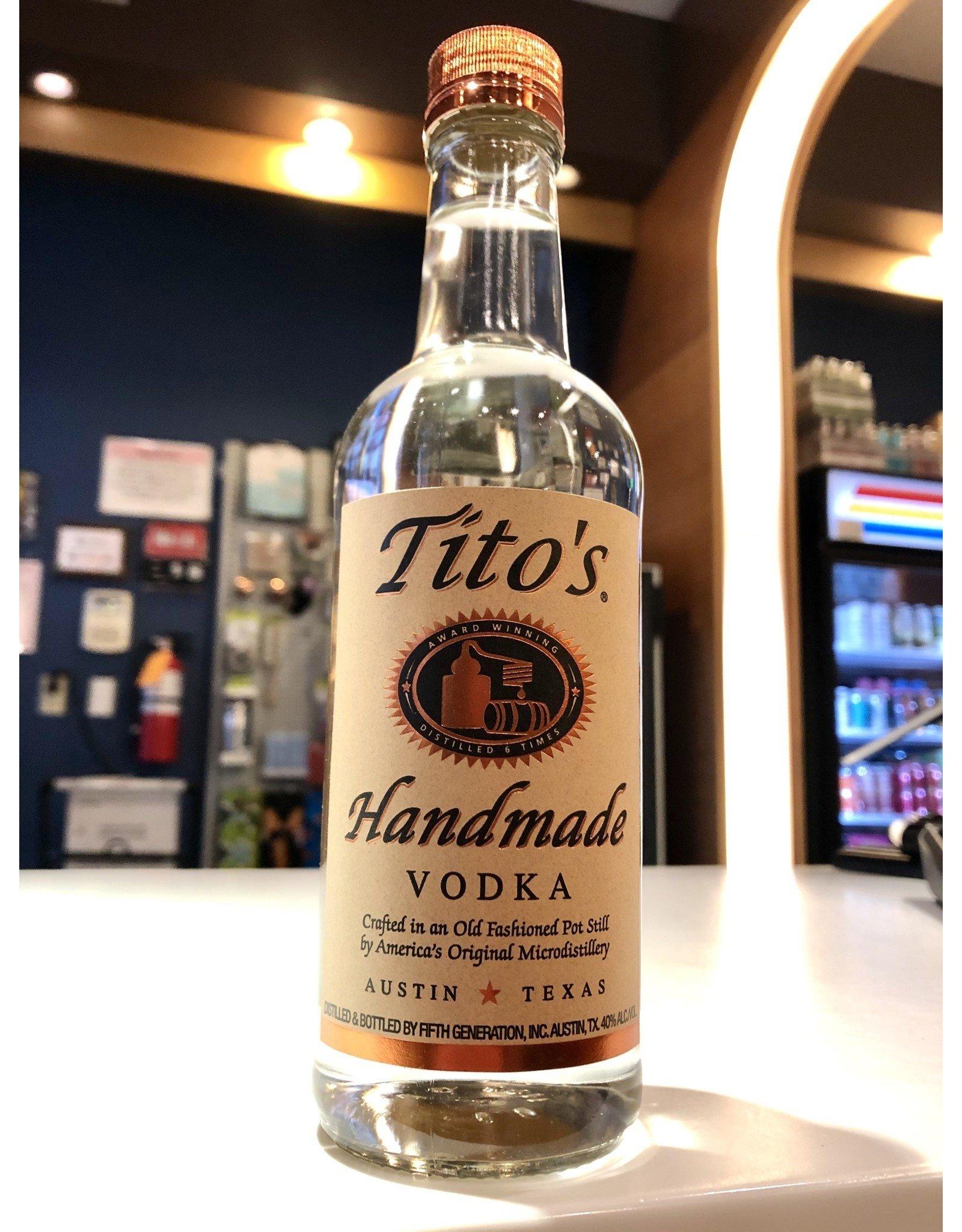 Tito's Vodka - 375 ML