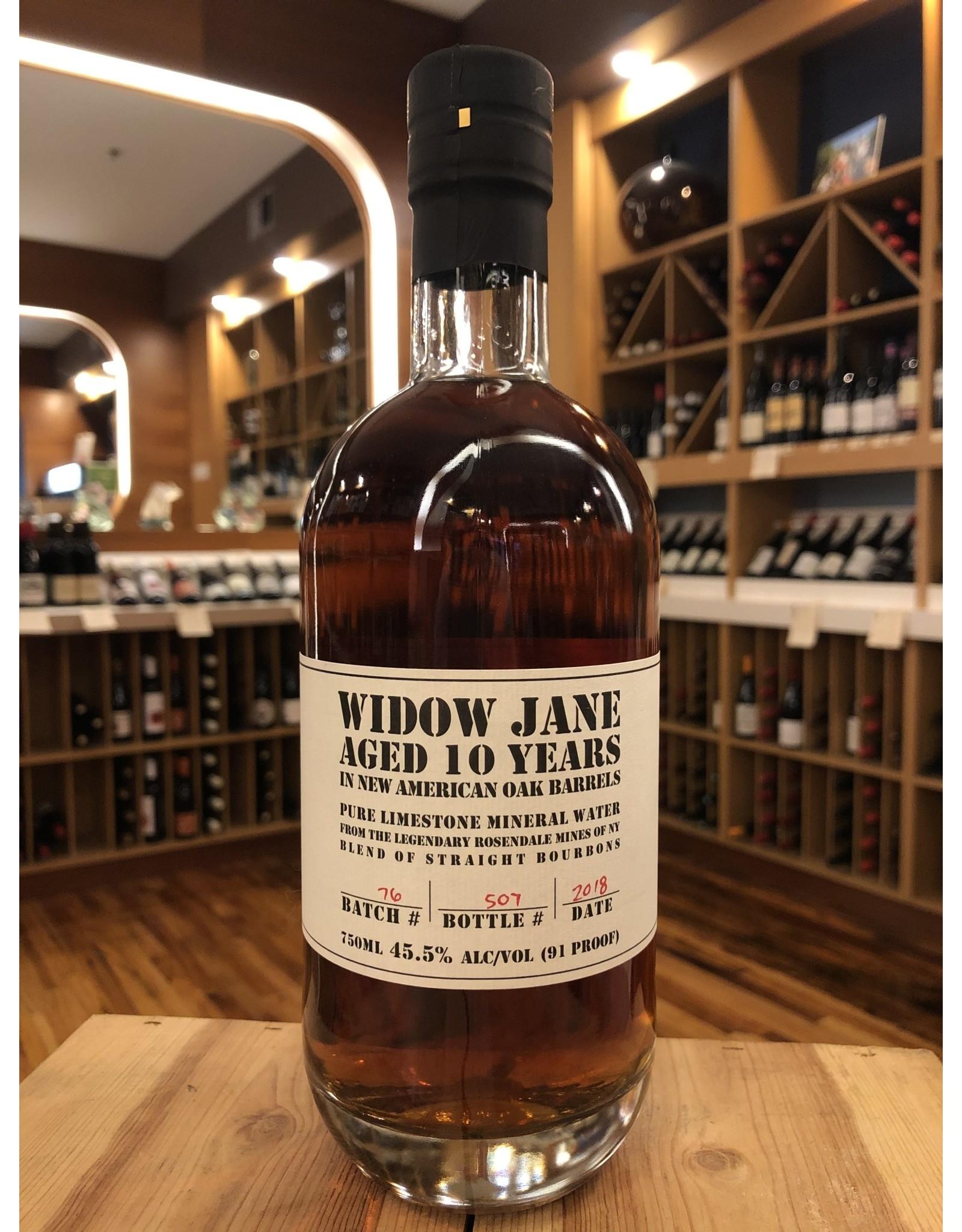 Widow Jane 10yr Bourbon - 750 ML