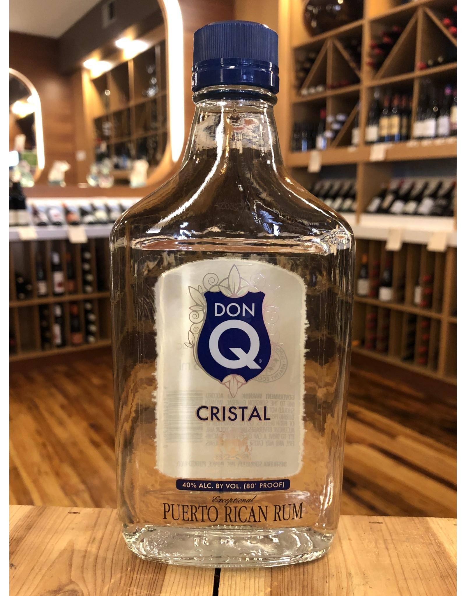 Don Q Silver Rum - 375 ML