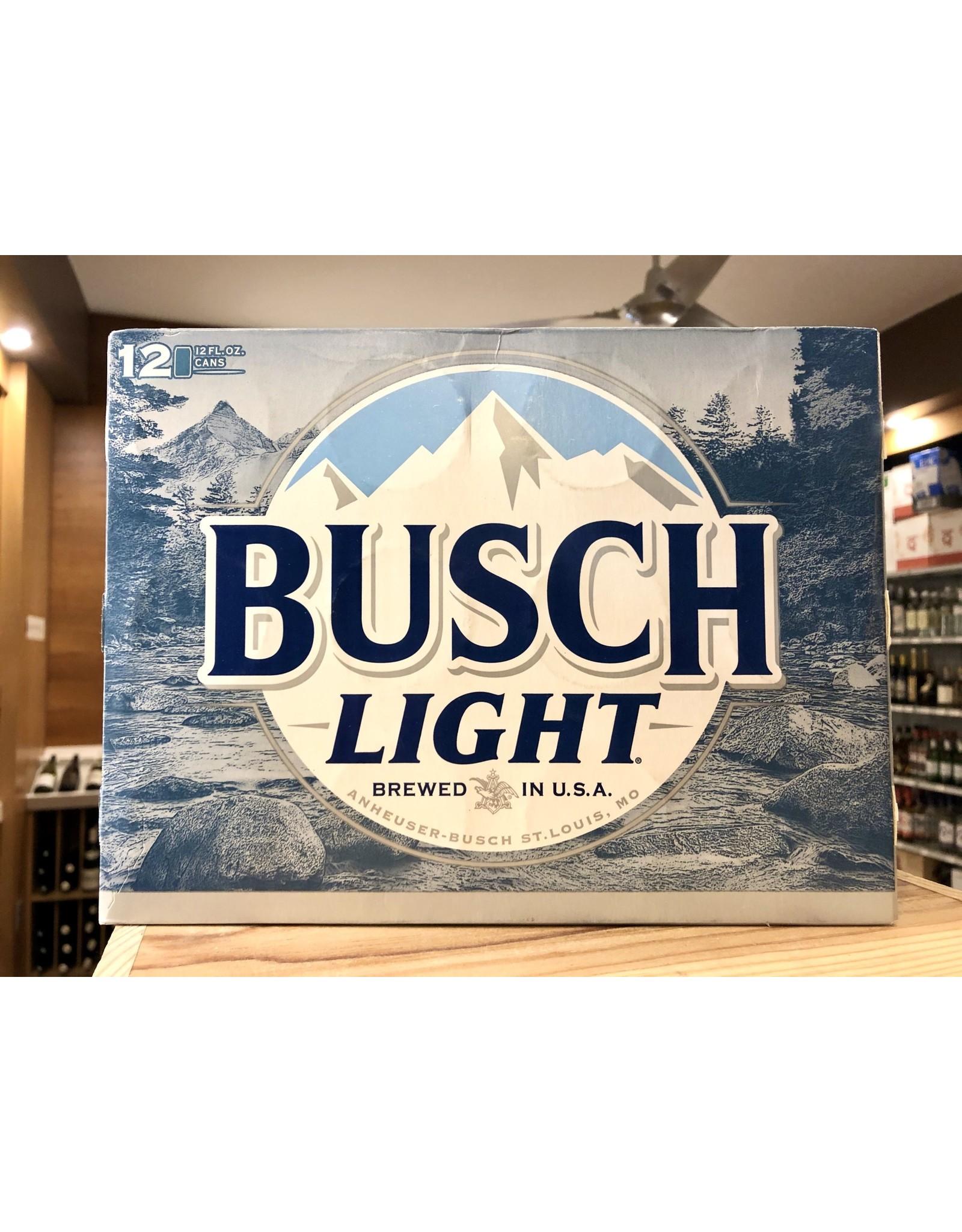 Busch Light - 12x12 oz.