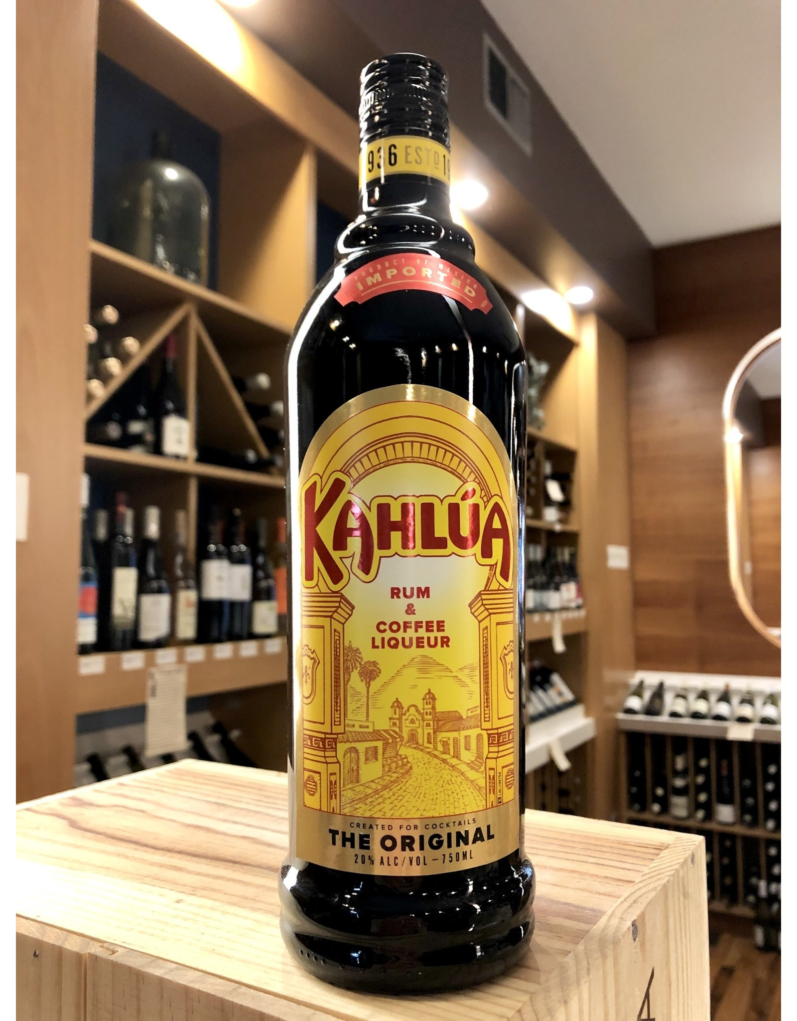 Kahlua Coffee Liqueur - 750 ML