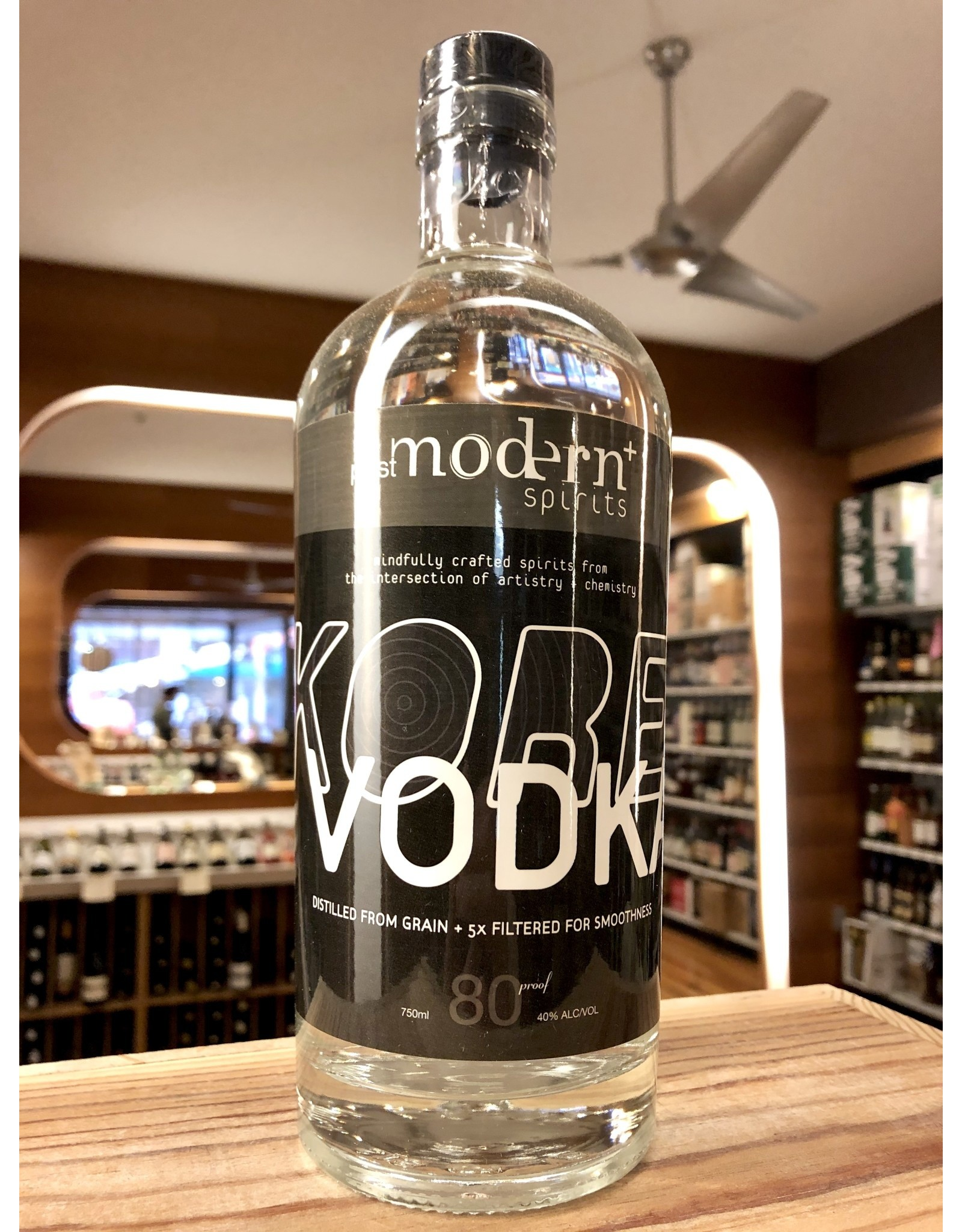 Post Modern Vodka - 750 ML