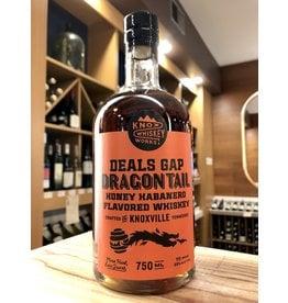 Knox Whiskey Works Dragon Tail Honey Habanero - 750 ML