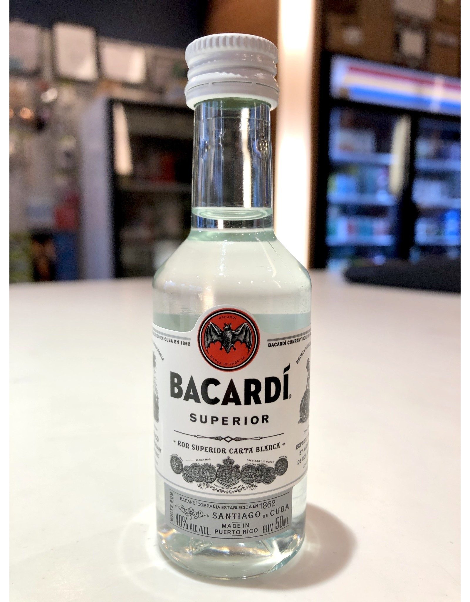 Bacardi Superior  - 50 ML