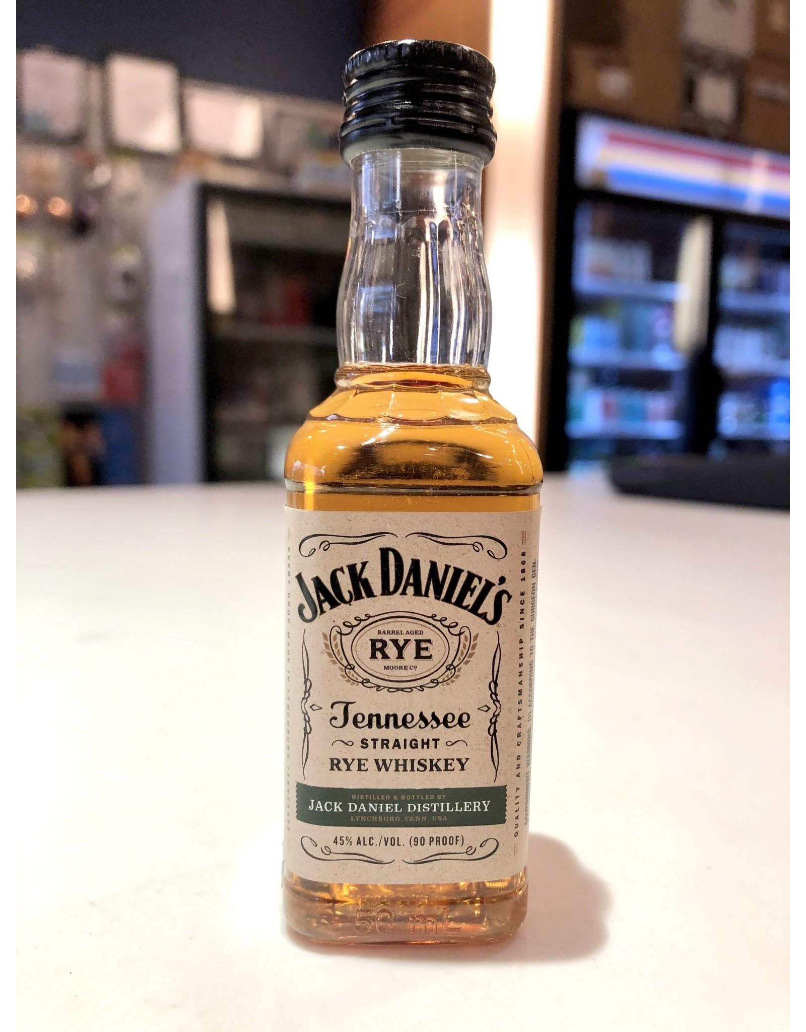 Jack Daniels Rye - 50 ML